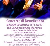 Concerto di Beneficenza – INTERCITY GOSPEL TRAIN