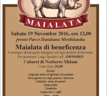 Maialata di beneficenza