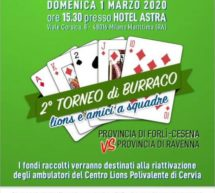 Burraco di beneficenza
