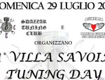1° Villa Savoia Tuning Day